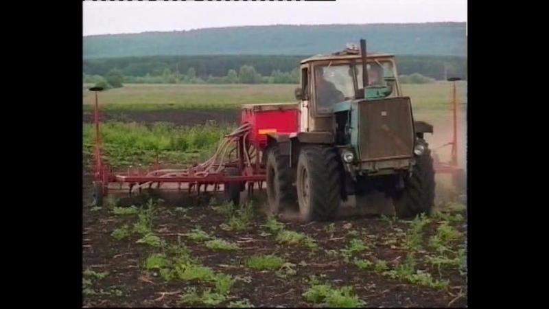 Развитие ресурсосберегающего земледелия