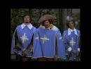 «Д'Артаньян и три мушкетёра» (1979), 1-я серия, приключения, реж. Георгий Юнгвальд-Хилькевич