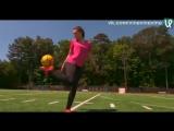 Крутые трюки с мячом