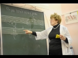 Если бы все преподаватели  СОЛЬФЕДЖИО вели уроки так непринужденно, музыкантов было бы гораздо больше :-) _ Сольфеджио