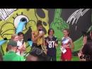 Зендая и актеры сериала Никки Рикки Дикки и Дон на Kids Choice Sports