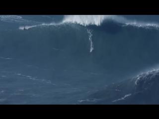 Самые больше волны в мире!