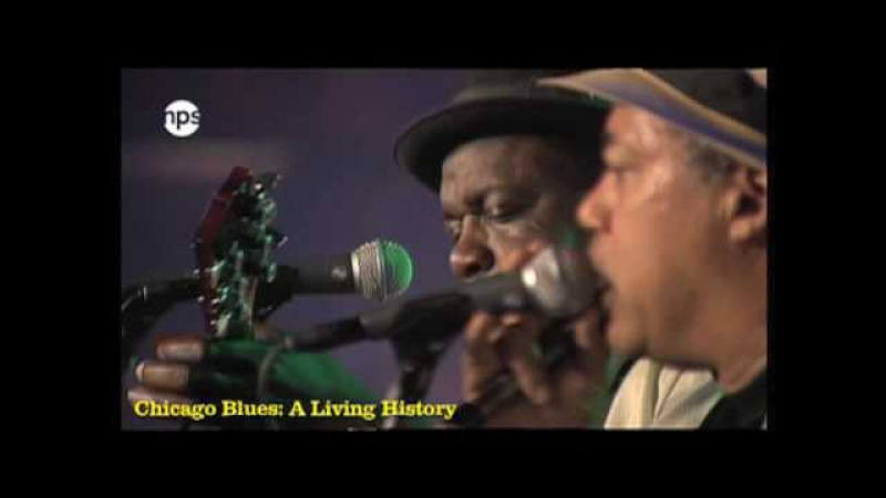 Billy Branch, Lurrie Bell - Chicago Blues: A Living HIstory - Tear Down The Berlin Wall