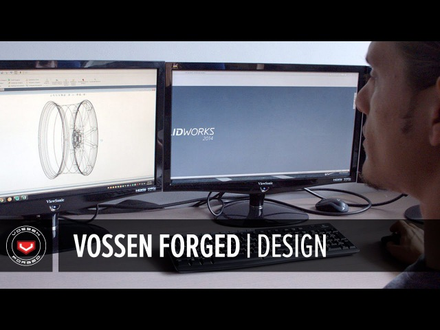 Vossen Forged Wheels | How It's Made Part 2 of 5 | Design