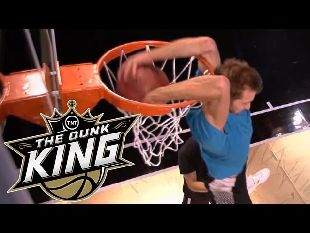 Jordan Kilganon - The Dunk King