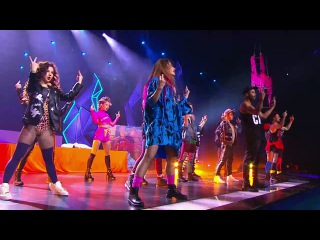 Танцы: Танец команды Мигеля (Madonna–Bitch I'm Madonna   ft. Nicki Minaj) (сезон 3, серия 17)
