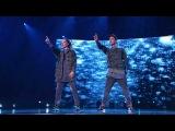 Танцы: Миша Зайцев и Екатерина Решетникова (Little Simz - Wings) (сезон 3, серия 19)