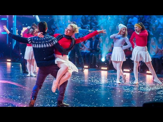 Танцуют все Фокстрот Калинка ансамбль Сибирский сувенир
