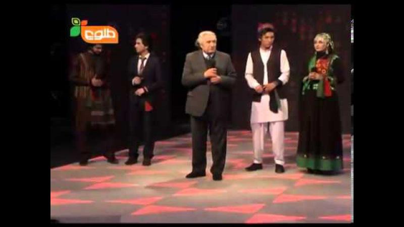 Abdul Wahab Madadi in Afghan Star