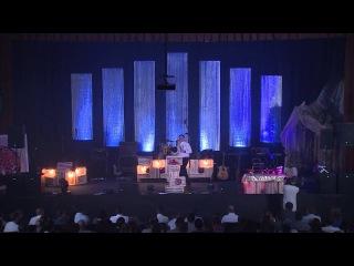 'Бог Бог второго шанса' проповедь пастора ОЦЕХ Валерия Леутина на празднике Кущей 2016