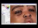 Урок по Paint tool SAI 1 Рисунок по фотографии