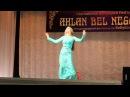 Трощенко Мария классическая арабская песня Ahlan bel negoom