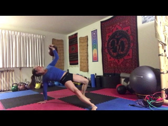 KB and Flow with CoachTara