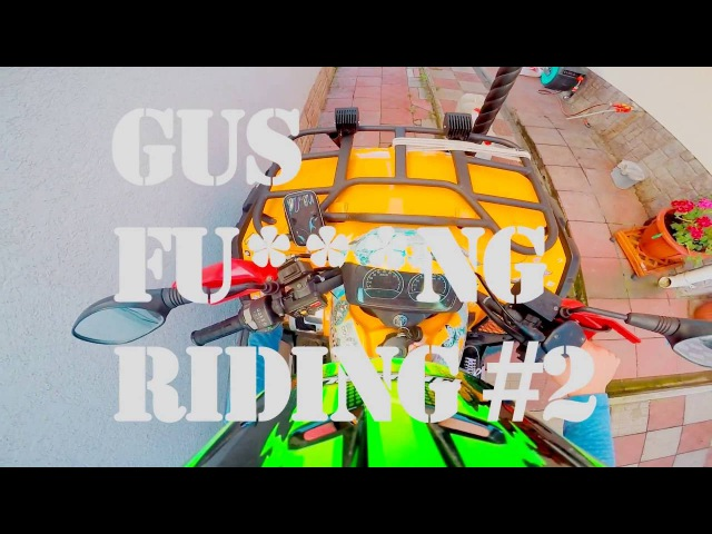 GUS FU***NG RIDING 2 summer 2016 GoPro HERO4 Black