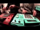 Shook Ones MPC Jam session - Scarfinger X Ena-N coub