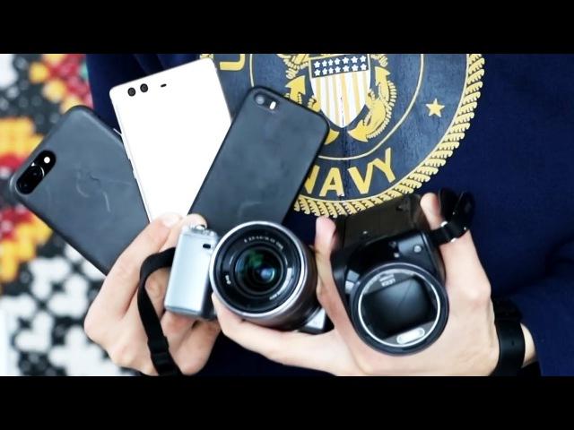 Суперобзор камеры iPhone 7 Plus и сравнение