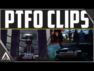 Battlefield 4 PTFO Infantry Clips - By Amit