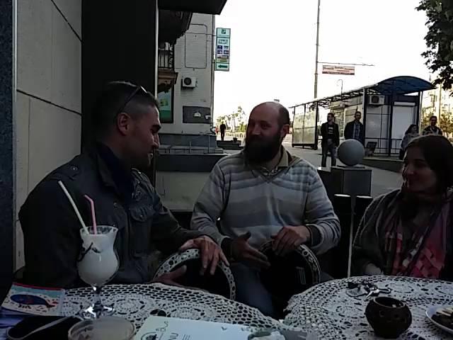Хакан и Барабанза Запорожье )