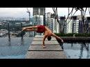 KazWorkout. Raimkulov Amirkhan. Calisthenics and street workout skills 2017