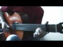 Miniflex 2Mic model 2 test on nylon stringed guitar