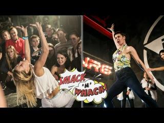 Smack'n'whack 2016, Waacking Pro - Ksenia Eysmont (I.H.O.W) VS Yogourt (win)