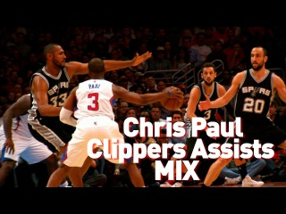 Chris Paul Becomes LA Clippers All-Time Assists Leader #NBANews #NBA