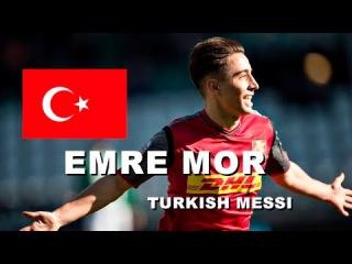 Emre Mor ● Turkish Messi ● Amazing Skills 2016 |HD