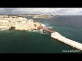 Валлетта, Мальта - Valletta Malta 4k