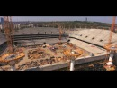 Стадион «Волгоград Арена», октябрь 2016 (АО «Стройтрансгаз»)