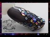 ❤❤❤Ну ОЧЕНЬ объемный 3D дизайн ногтей❤❤❤