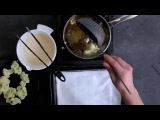 GastroMax recipe Cauliflower tempura &amp Lime aioli