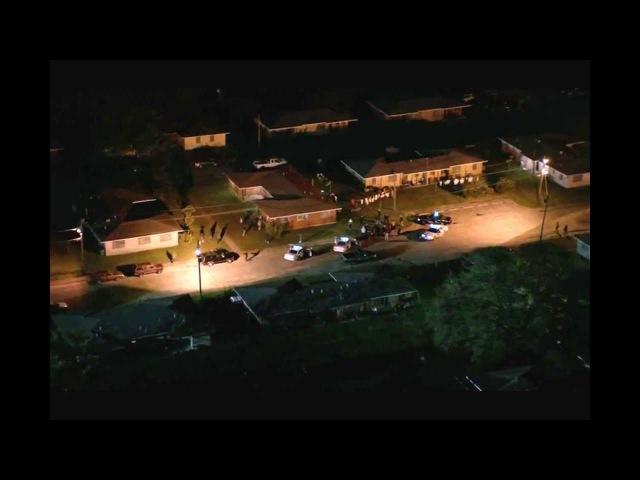True Detective - Raiding the Housing Projects Scene