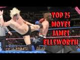 JAMES ELLSWORTH TOP 25 MOVES WWE Survivor Series Hero