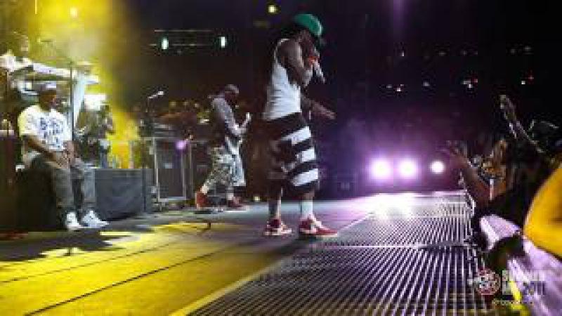 LIL WAYNE - 6 Foot 7 Live at Summer Jam 2011