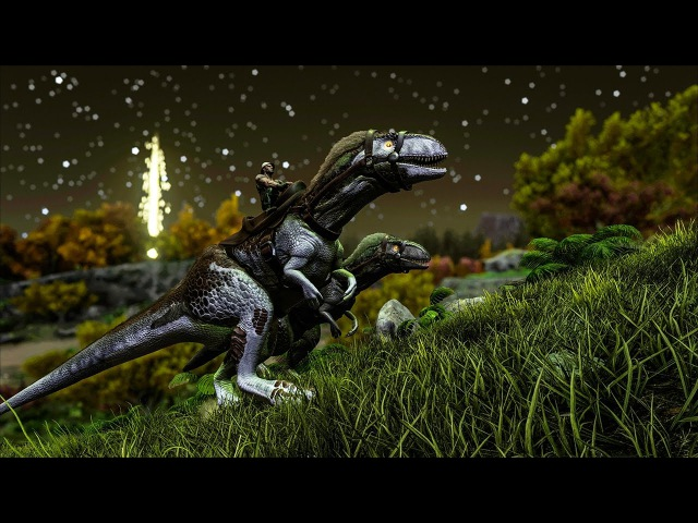 Patch 252: Achatina, Megalosaurus, Moschops, Pachyrhinosaurus, New Caves and more!