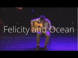 Felicity and Ocean - Acoustic Fingerstyle Guitar Cover by Timur Islamov