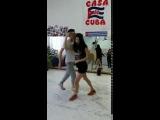 Solomin Sergey Salsa Casino Casa de Cuba 06.04.2016