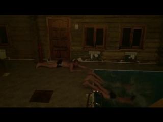 чем мужики занимаются в бане когда женщин не берут с собой))