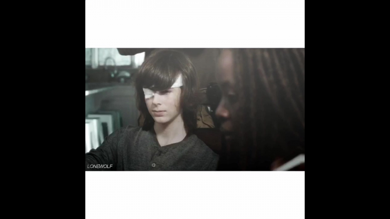 The Walking Dead Vines - Carl Grimes and Enid    Promiscuous