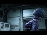 Сцена секса Mass Effect: Andromeda - Пиби (Peebee)