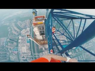 Girl on the TOP Documentary Full Version #YICamera | YI 4K