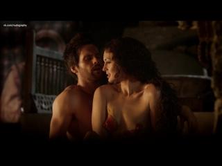 Лора Хэддок (Laura Haddock) голая в сериале Демоны Да Винчи (Da Vinci's Demons, 2013) s01e01 (1080p)
