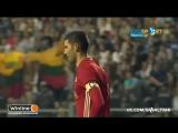 Астана - Жальгирис 2:1. Голы матча. Квалификация ЛЧ.