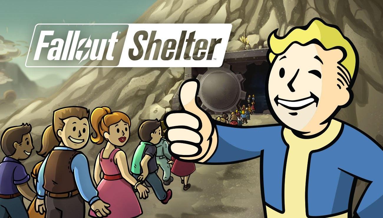 FalloutShelter 7 февраля на Xbox one и Windows Store