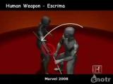 Golpes letais de varios tipos de artes marciais