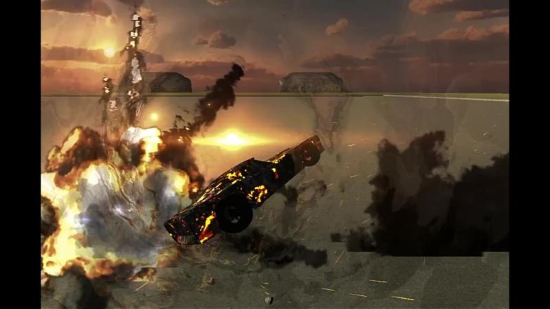 Slick: Гонки на выживание 3D ( Stealth Liner)