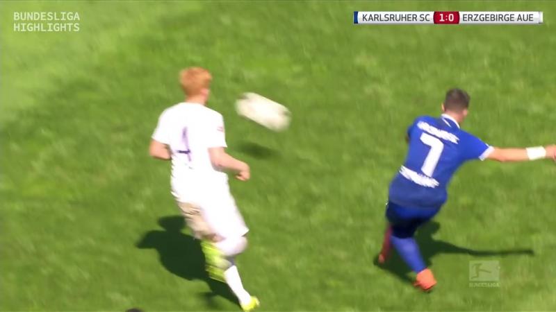 «Карлсруэ» 2-0 «Эрцгебирге АУЭ» » Freewka.com - Смотреть онлайн в хорощем качестве