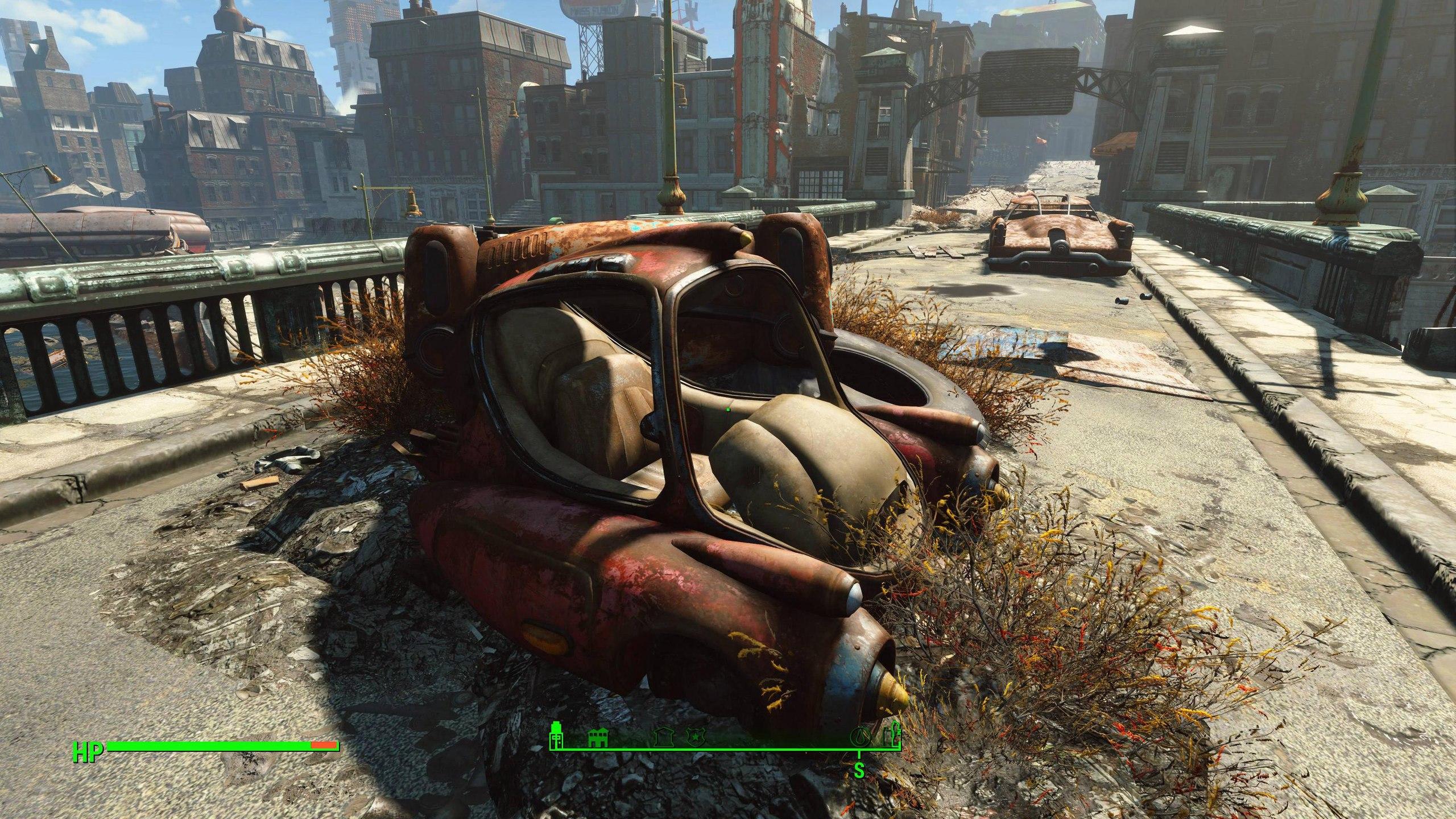 Пользователь, reddit под ником kami77, опубликовал скриншоты Fallout4 с официальными текстурами высокого разрешения.