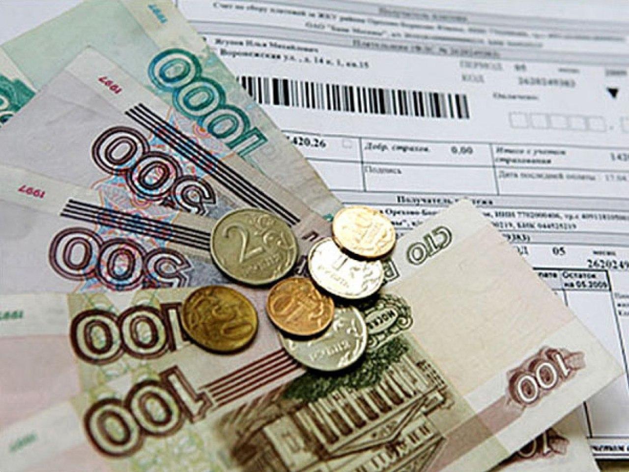 Коммунальные долги можно будет взыскивать в приказном порядке