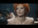 клип Милен Фармер \ Mylene Farmer - Je t'aime mélancolie (1991) HD музыка 90 -х